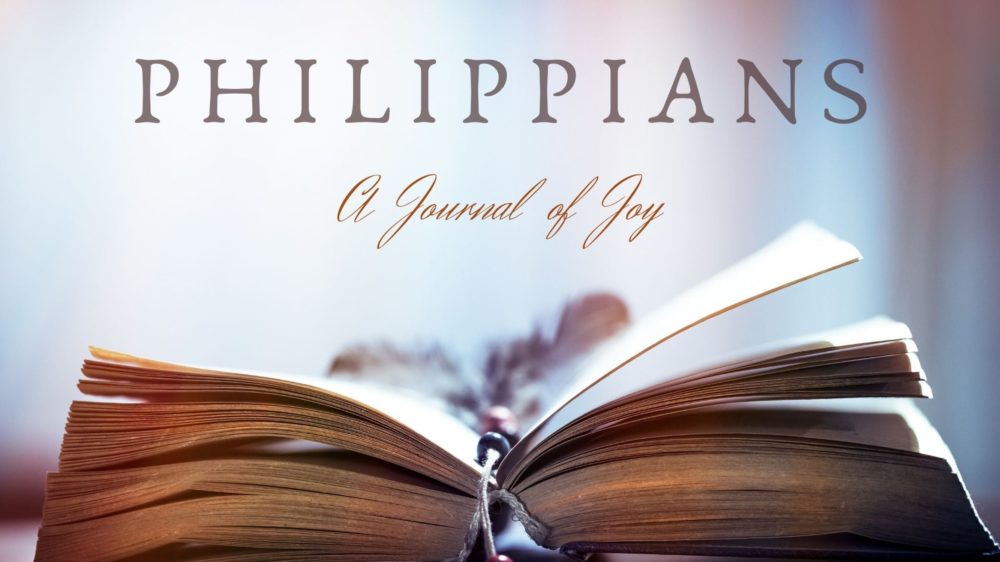 Philippians, A Journal of Joy